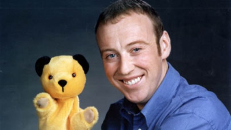 Richard and Sooty